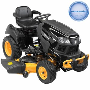 "Craftsman Pro Series 26 HP V-Twin Kohler Elite 54"" Turn Tight Extreme Garden Tractor"