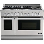 DCS RGU-486GL-N Range 48, 6 Burner, Grill, Natural Gas