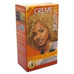 Creme of Nature Exotic Shine Color, Ginger Blonde, 10.01 Fluid Ounce [10.01 Ginger Blonde, (1 Pack)]