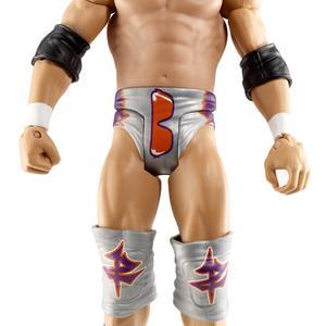 "WWE 6"" Basic Figure Zack Ryder"