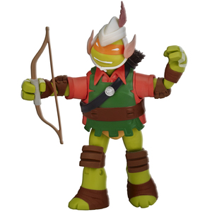 "Teenage Mutant Ninja Turtles Mike the Elf ""Live Action Role Play"""