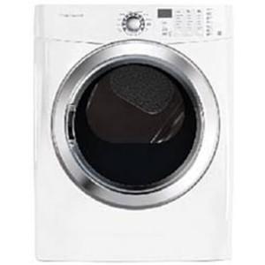 FFSG5115PW Frigidaire 7.0 Cu.Ft Gas Dryer Featuring Ready Steam White