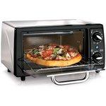 Hamilton Beach 4-Slice Toaster Oven 31136
