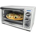 Black & Decker 4-Slice Convection Toaster Oven