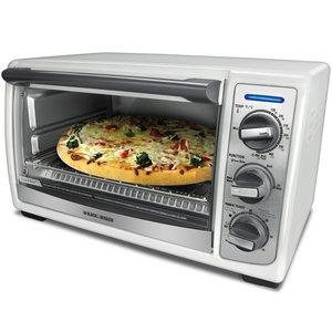 Black & Decker 4-Slice Convection Toaster Oven