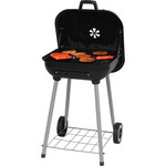 UniFlame Square Charcoal Grill (295 sq in)