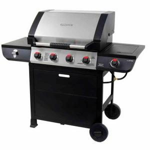 Brinkmann Grill King 4-Burner Propane Gas Grill