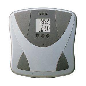 Tanita Body Fat Monitor Bathroom Scale