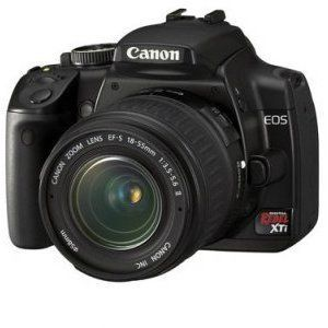 Canon - Rebel XTi Digital Camera