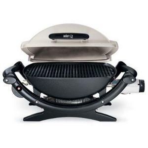 Weber Q 100 Portable Propane Grill