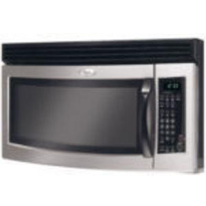 Whirlpool 1000 Watt 1 8 Cu Ft Over The Range Microwave