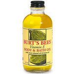 Burt's Bees Lemon & Vitamin E Bath and Body Oil