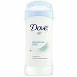 Dove Invisible Solid - Sensitive Skin