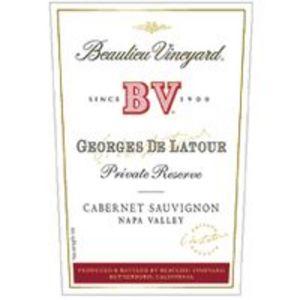 Beaulieu Vineyard , 2001 Cabernet Sauvignon