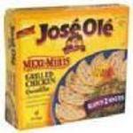 Jose Ole Mexi-minis - chimichangas
