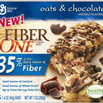 Fiber One - Chewy High Fiber Snack Bar