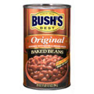 Bush's Original Baked Beans (brown sugar and bacon)