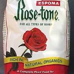 Espoma Rose Tone Fertilizer