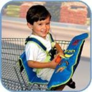 SafeFit Safe 'N Secure Shopping Cart Safety Seat