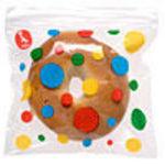 Mobi Designer Zip-Seal Sandwich Bags