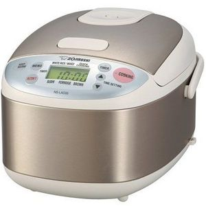 Zojirushi 3-Cup Rice Cooker (NS-LAC05)