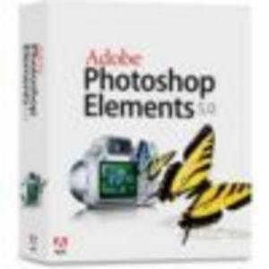 Adobe Adobe Photoshop Elements 5.0 Full Version for PC