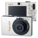 Canon - PowerShot SD1000 Digital Camera