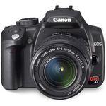 Canon - Digital Rebel XT / EOS 350D, 18-55mm Lens Digital Camera