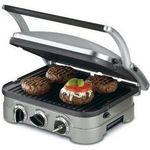 Cuisinart Griddler 4-in-1 Indoor Grill
