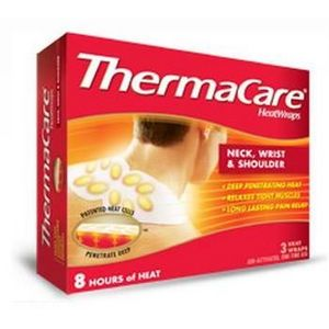 ThermaCare Neck to Arm HeatWraps