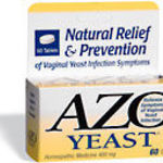 AZO Yeast Natural Prevention Tablets