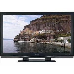 Sharp Aquos in. HDTV LCD Television
