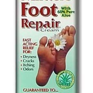 Miracle of Aloe Miracle Foot Repair Cream