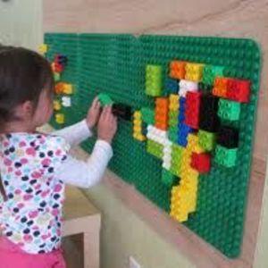 LEGO Wall of Legos