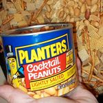 Planters - Cocktail Peanuts - Lightly Salted