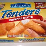 Gorton's Tenders - Original Batter (frozen fish)