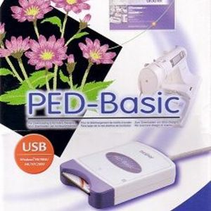 Brother PED Basic Embroidery Software