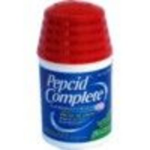 Pepcid Complete Chewable Tablets Berry 25 Tablets