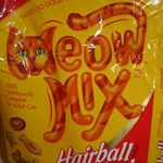 Meow Mix Hairball Control Formula