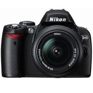 Nikon - D40 Digital Camera