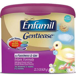 Enfamil Gentlease Infant Formula