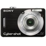 Sony - Cybershot W55 Digital Camera
