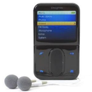 Creative Technology - Zen Vision M - 30G MP3 Player