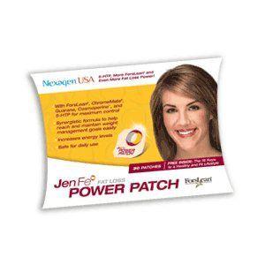 Nexagen USA Jen Fe Power Patch