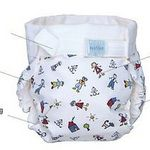 Kushies Infant Cloth Diapers Diapers