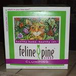 Feline Pine Scoop Clumping Cat Litter