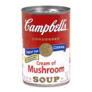 Campbells Cream of Mushroom Soup