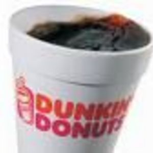 Dunkin' Donuts Iced Flavored Coffee