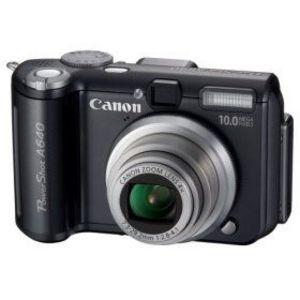 Canon - PowerShot A640 Digital Camera