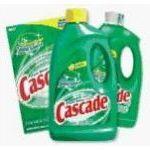 Cascade Complete Gel Lemon Burst